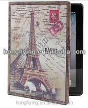 Wholesale Elegant print image leather case for ipad Air 2 with stand function