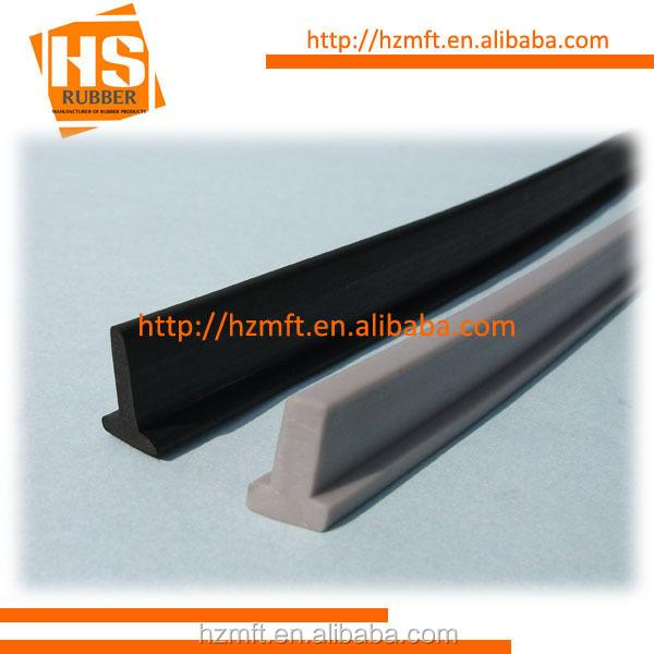 Rubber Window Molding : T section shape window edge trim rubber seal buy