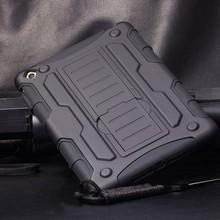 2015 New Arrvial,Future Armor Impact Skin Holster Protector Cover Case for iPad Mini Mini 2 Mini 3 air