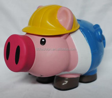 Antique save money piggy banks
