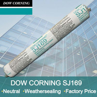 High Temperature Resistance Stone Special Silicone Sealant