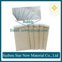 a4 brown kraft envelope bubble envelope from factory in China