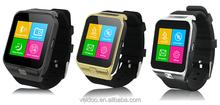 Elegant design high quality 1.56 inch GSM phone smart wrist watch with bluetooth,Pedometer, sleep monitor, anti-lost