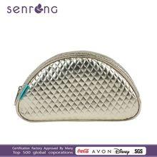 purse wristlet handle cosmetic bag heart shape cosmetic bag