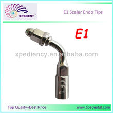 E1 Endo Function Scaling Machine Tips with CE Certification