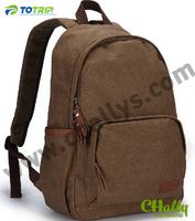 Used Stylish Design canvas back pack