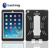 Robbot Stickstand Design Tablet Protective Case for Ipad Air/Hard Back Cover Case for Ipad Air