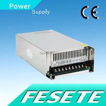 600w switching 12V 50Amp power supply with output 5V 12V 15V 24V 48v