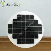 Round Solar Panel 12V 20W