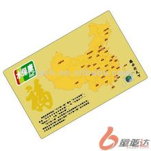 Colorful Original Chip Contact Card
