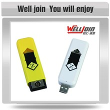 Wholesale best quality hot popular cheap rechargeable usb lighter