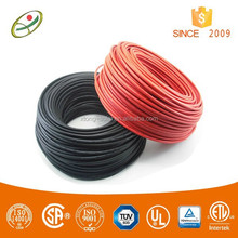 TUV approved 4mm dc power cable to mc4 solar for photovoltaic systems