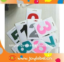 Color labeling printing