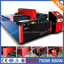 With self-develped key parts YAG laser cutting machine