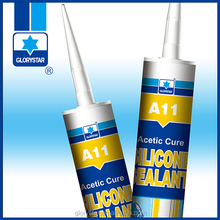 removable acetic cure silicone sealant
