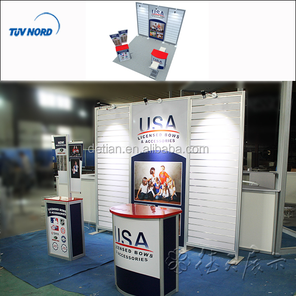 3x3 Exhibition Stand : Exhibition stand aluminum booth design and