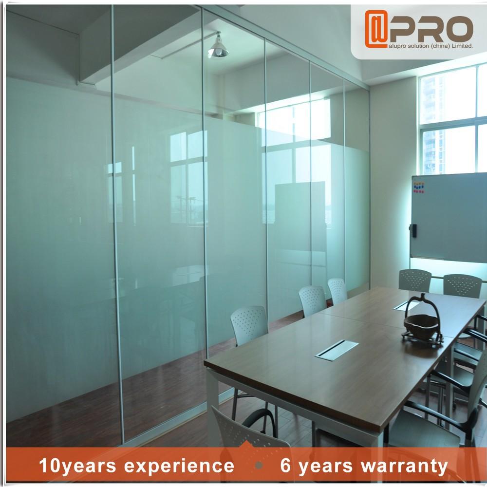Aluminum Glass Wall : Aluminum frame for glass wall