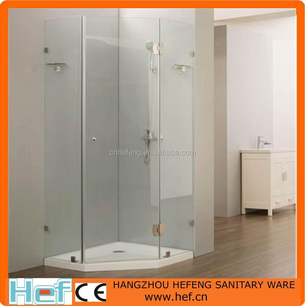 hef diamant pentagonale pivot porte de douche cran australie salle de douche id du produit. Black Bedroom Furniture Sets. Home Design Ideas