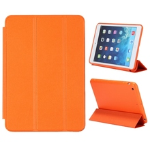 New Products Foldable Stand Flip Leather Case for iPad Mini 2 Retina