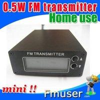 05FSN fm transmitter CZH-05A 0.5w black