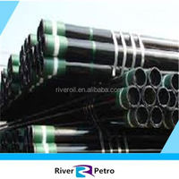 High Pressure oilfield hydraulic N80-1 oil tubing for oil well with coating
