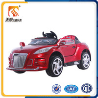 China factory supplier four wheel mini electric kids car with 6v motor
