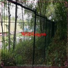 black chain link fence prices Does not sag or roll up at the bottom
