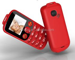 Old People Mobile Phone Big keypad Big Fonts FM Radio No Camera Dual SIM SOS elder Phone