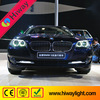 Top quality auto accessories for BMW 5 series car grille led drl lamp