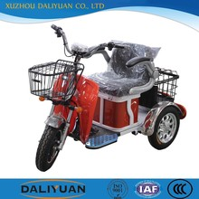 electric passenger tricycle differential tricycle car