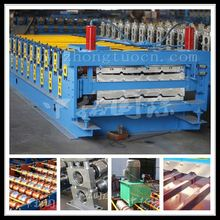 sheet metal profile steel production line metal sheet plate forming machine