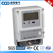 Apply In Hospitals Good Appearance Single Phase Digital Energy Meter