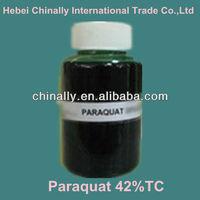 Paraquat/Gramoxone /PQ 42%TC,20%SL(Herbicide//weedicide//phytocide)