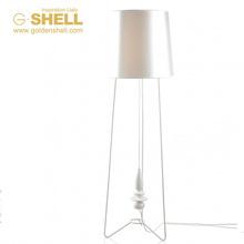 2015 hotel metal hot sale unique decorative floor lamp