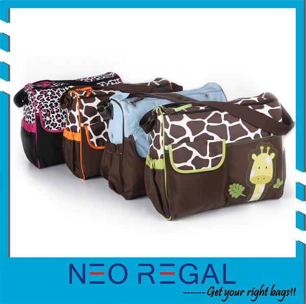 Animal Mother bag , Baby diaper bag, Mummy Bag