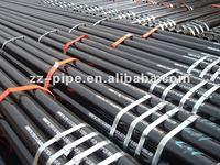carbon steel seamless pipe,tube,API 5L,ASTM A106,A53 GR.B