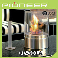 2015 round gas indoor fireplace