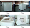 latest technology product cleaning and hygiene SMC fiberglass water tank