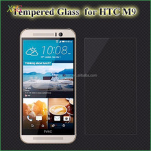 Paypal Accept XWG Top Quality Tempered Glass Screen Protector for HTC ONE M9