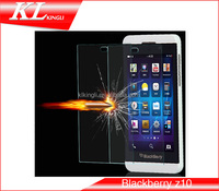 Tempered Glass Screen Protector Film for mobile phone Blackberry z10