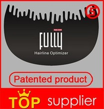 Private Label OEM FULLY Hair Fiber Hairline Optimizer Comb