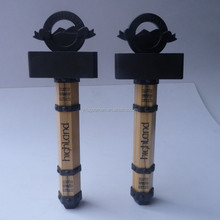 custom wood tap handle