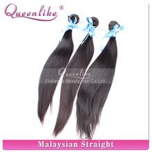Fashionable virign hair weave gray
