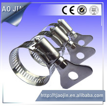 American Type Hose Clamp with Thumb Screw 12.7mm