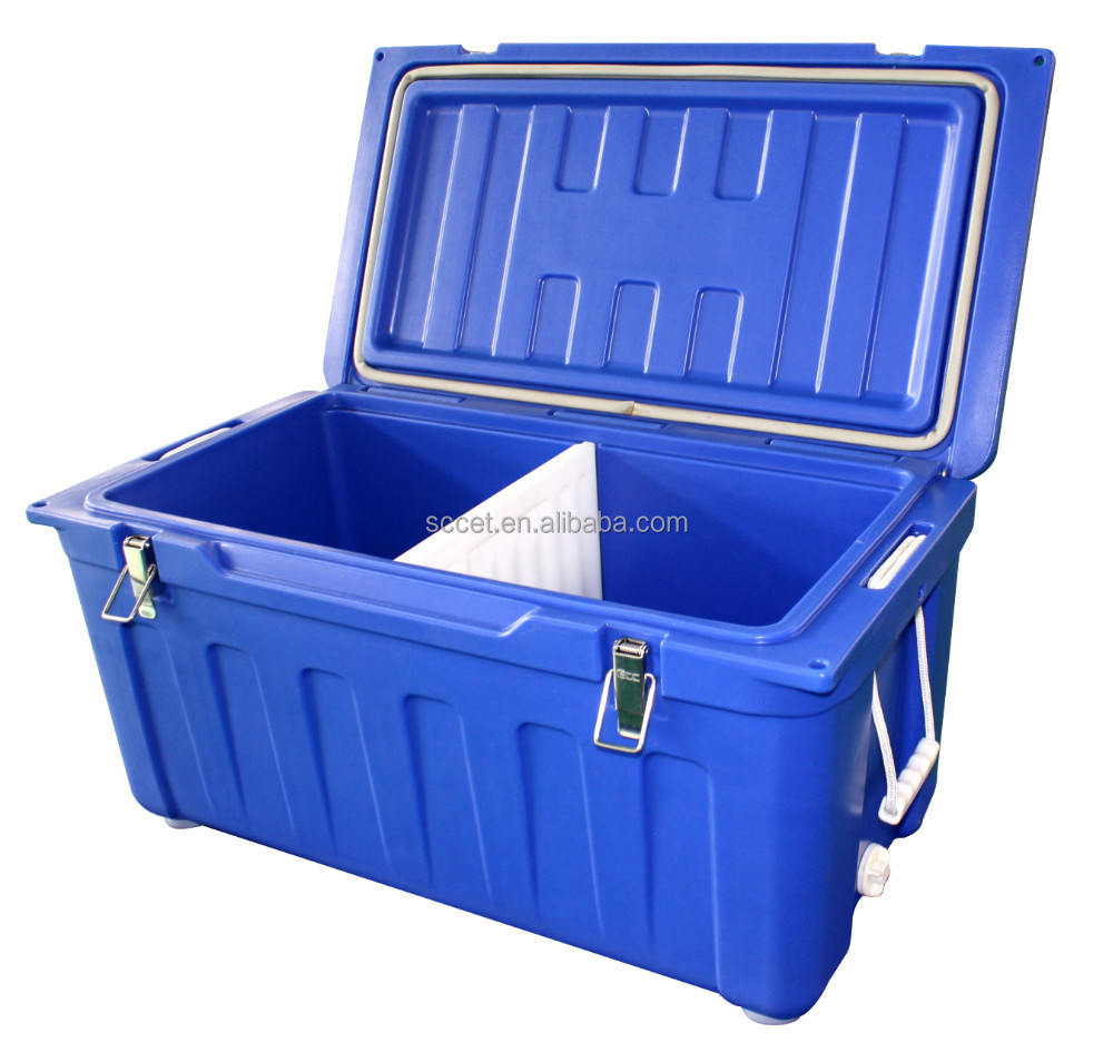 Best selling fish ice bin insulated cooler box drink ice for Best fishing coolers