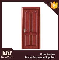 cheap hollow core interior wood door /cheap wood entry door/very cheap wood door