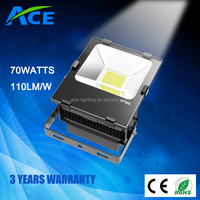 IP65 SMD LED chips outdoor Waterproof 70w led outdoor flood light