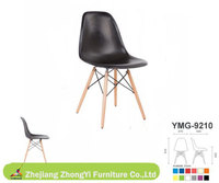 YMG-9210 Colorful plastic chair wholesale
