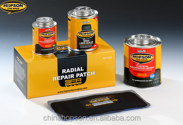 Superior Radial Tire Repair Patch 75*125MM
