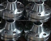 OEM carbon steel casting lwn flange long welding neck flange